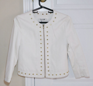 Forever 21 Women's Leather Jacket   Size Small, Excellent condit