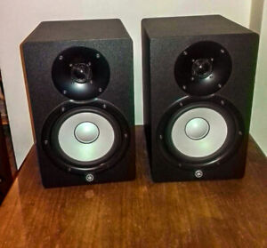 Yamaha HS7 studio monitor, excellent condition