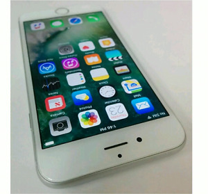 Silver Iphone 6-16gb Very Good condition