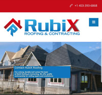 Rubix Roofing & Contracting is now booking!