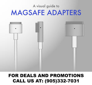Need MacBook charger? 45W, 60W, 85W MagSafe 1 & 2 on sale!