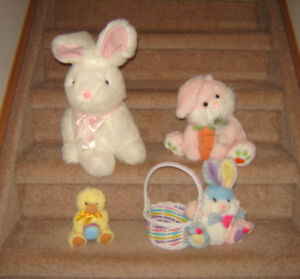 Misc. Easter Things - Arrangement, Decoration, Stuffies, etc.
