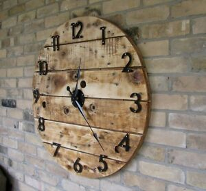 Cable Spool Clocks Kitchener / Waterloo Kitchener Area image 3