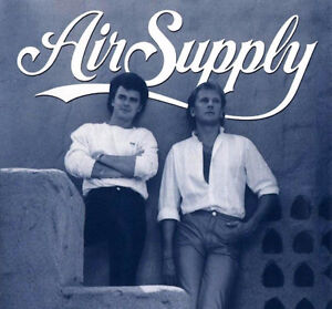 Four (4) Air Supply Concert Tickets at Kewadin Casino