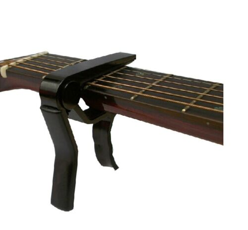 black classic guitar ukulele tools quick change