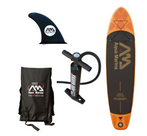 BRAND NEW!! Aqua Marina FUSION - Inflatable Paddle Board SUP