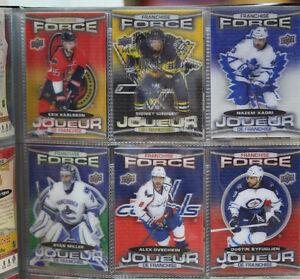 Tim Horton's Hockey Cards *FRANCHISE FORCE* 2016-17