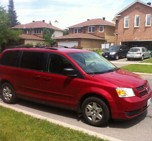 SOLD SOLD 2009 Dodge Grand Caravan SE ***Stow & GO**, f $3,800