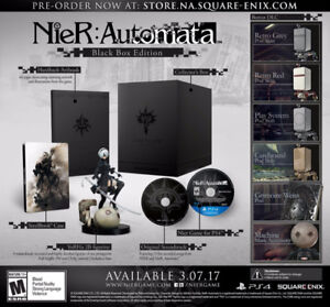 Nier automata black box