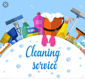 Cleaning and caulking services