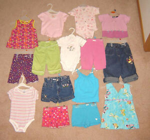 Girls Dresses, Sleepers, Clothes 12, 12-18, 18, 18-24 Shoes 4-6 Strathcona County Edmonton Area image 8