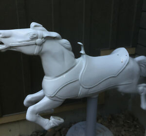 Carousel Horse Full sized With Standed kijiji