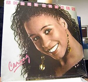 Rosie-Gaines-Caring-9-track-1985-CBS-Epic-LP-SEALED