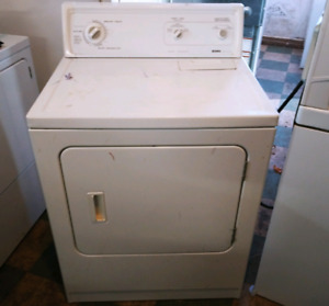Kenmore super capacity dryer works great