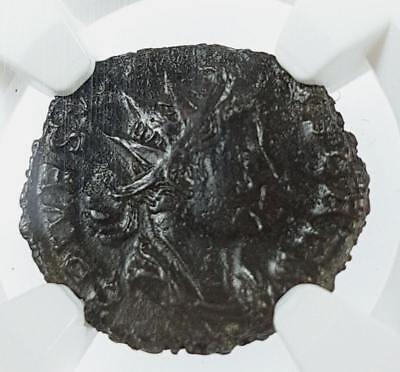 274 AD Historic Tetricus II Antoninianus Romano Gallic NGC XF
