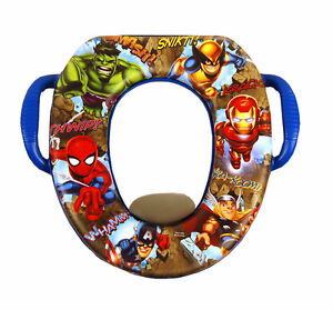 Marvel Heroes Potty Seat