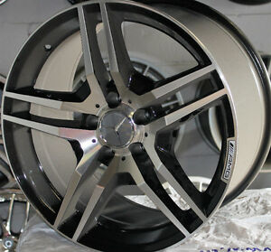 NEW ALLOY RIMS REPLICA for AUDI, BMW, MERCEDES, PORSCHE