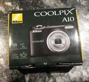 Nixon Coolpix A10 Camera