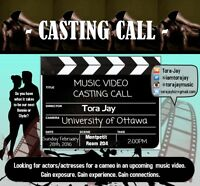 *****CASTING CALL FOR MUSIC VIDEO****