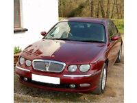 2001 Automatic Red Rover 2.5 litre Petrol £350 Low mileage Not yet sold