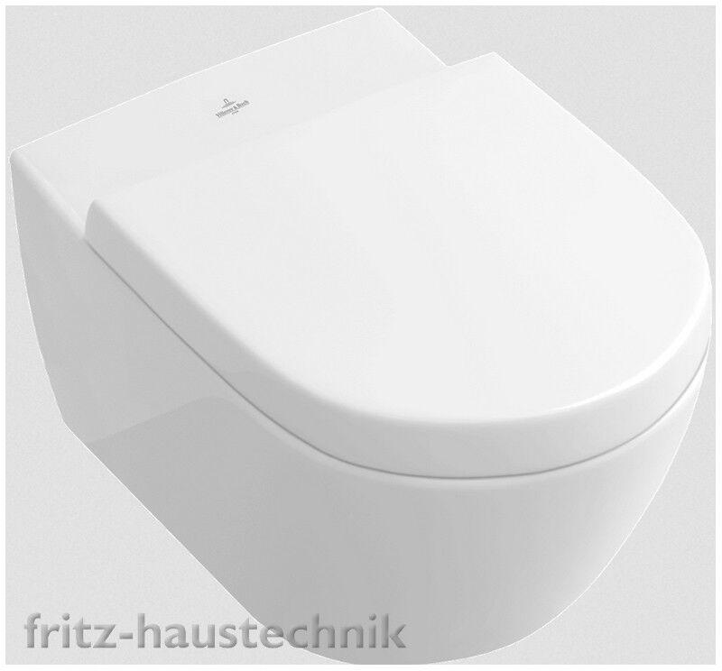 Villeroy Boch Subway 20 Wc Direct Flush M