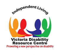 Volunteer with the Victoria Disability Resource Centre