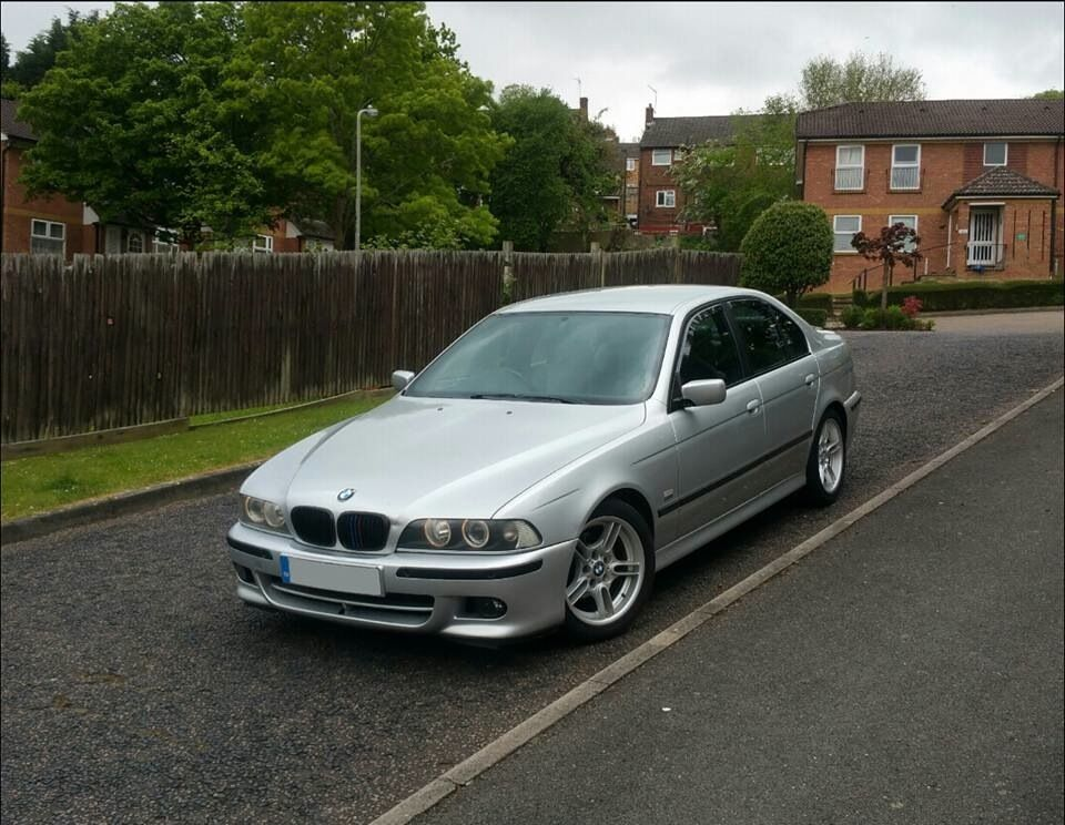 bmw 525i e39 m sport 2003 like 530i automatic 530d 5 series 525 in high wycombe. Black Bedroom Furniture Sets. Home Design Ideas
