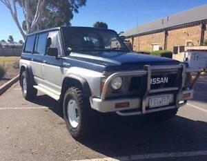 1988 Nissan Patrol Wagon Longwarry Baw Baw Area Preview