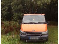 Breaking mk6 ford transit all going cheap engine gear box exhaust