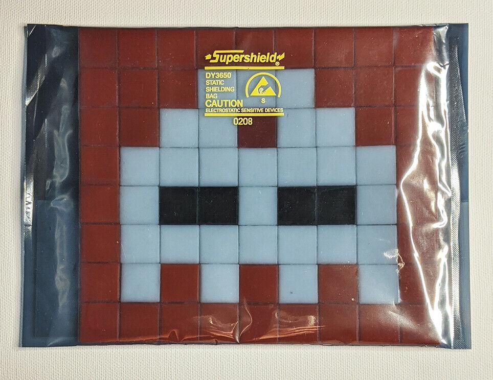 INVADER Invasion Kit # 08 Third Eye 2008 Sealed Original Bag RARE!