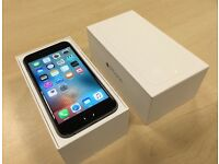 Boxed Space Grey Apple iPhone 6 16GB On Vodafone / Lebara Networks Mobile Phone + Warranty