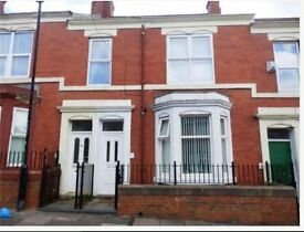 2 Bed part furnished ground floor flat to rent on Hampstead Road, Newcastle