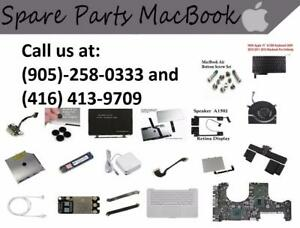Apple Macbook parts for sale!