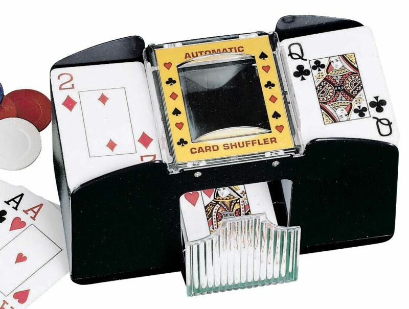 Automatic Card Shuffler, 4 Deck, 4 Deck