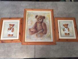 Framed Prints by Joelle Wolff