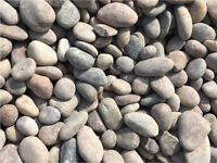 Garden Chips - Scottish pebbles