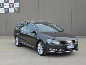 2013 Volkswagen Passat Wagon Brooklyn Brimbank Area Preview