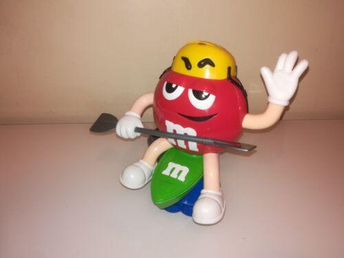 M&M Toy Figure Dispenser -  Canoe