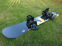 Snowboard BURTON CUSTOM 58 SuperFly 2 Core