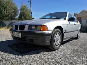 1993 BMW 318i,AUTO, 127K KMS, LOGBOOK FULL SERVICE HISTORY, AIR Ascot Park Marion Area Preview
