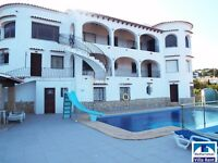 Javea / Xabia: Nice apartment in private villa with spectacular sea views