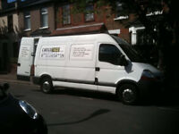 Manchester to London cheap transport service on 1st of May
