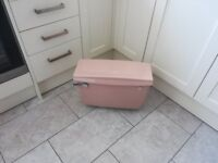 Rose Pink/Coral Cistern