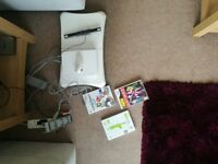 Wii Consul, Stand, Games and Wii Fit Board. Last Offer, On Sale Till 16/1/18