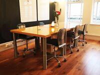 Coworking in Soho - Last 6 Desks