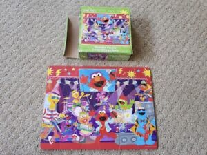 Various puzzles.