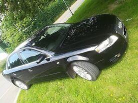 AUDI A4 .. 2006 .. 2L Diesel .. 140BHP... 6 SPEED .. £1895 ono