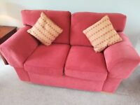 Sofa and 2 Arm Chairs For Sale