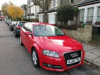 Audi A3 in good conditions and with full service records