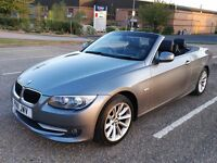 BMW 3 Series (320i) 2011 petrol convertible in excellent condition with 3 yr warranty